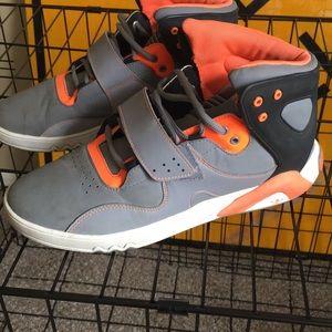 Adidas high top tennis shoes (men's)